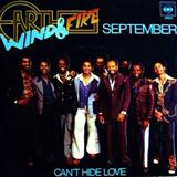 September (arr. Mark Brymer) sheet music by Earth, Wind & Fire