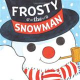 Frosty The Snowman sheet music by Gene Autry