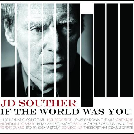 J.D. Souther The Secret Handshake Of Fate cover art