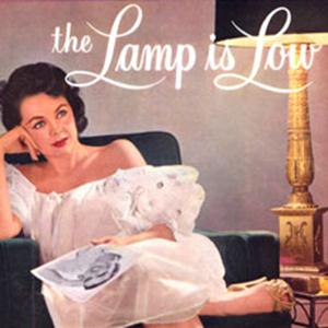 Peter De Rose The Lamp Is Low cover art