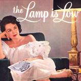 The Lamp Is Low sheet music by Pete DeRose