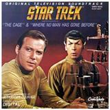 Star Trek Main Theme sheet music by Alexander Courage