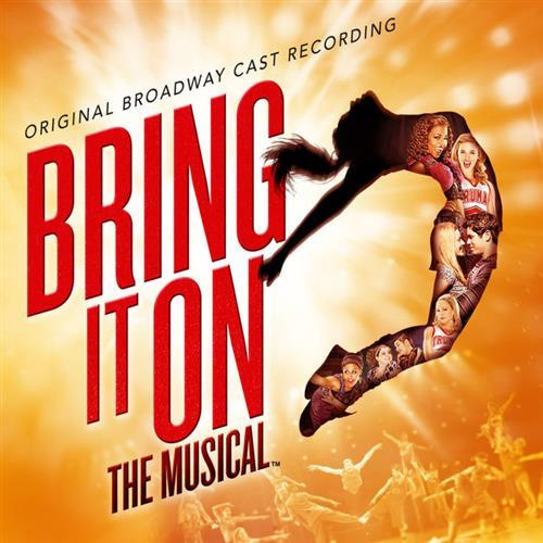 Lin-Manuel Miranda Cross The Line (from Bring It On: The Musical) cover art