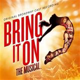 One Perfect Moment (from Bring It On: The Musical) sheet music by Lin-Manuel Miranda