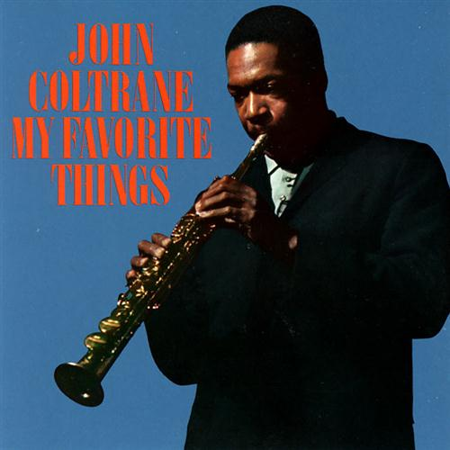 John Coltrane My Favorite Things (from The Sound Of Music) cover art