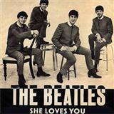 She Loves You sheet music by The Beatles