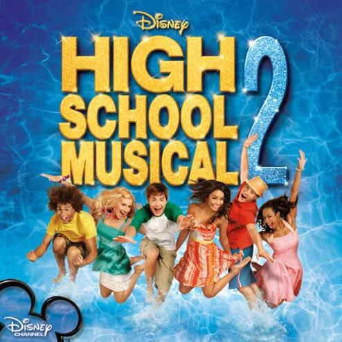 Zac Efron and Vanessa Hudgens You Are The Music In Me cover art