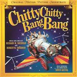 Chitty Chitty Bang Bang sheet music by Robert B. Sherman