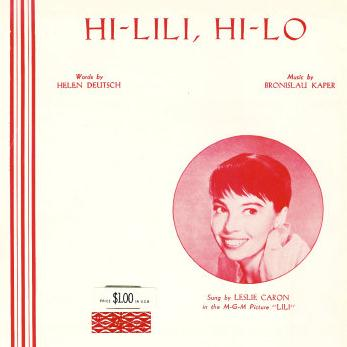 Helen Deutsch Hi-Lili, Hi-Lo cover art