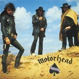 Ace Of Spades sheet music by Motorhead