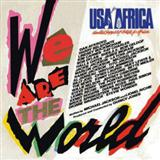 We Are The World sheet music by USA For Africa