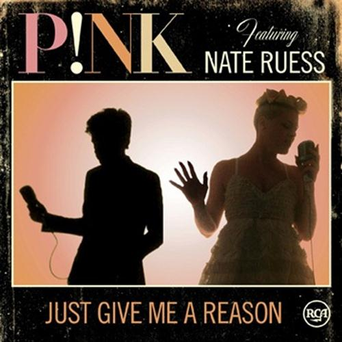 Pink Just Give Me A Reason (feat. Nate Ruess) cover art