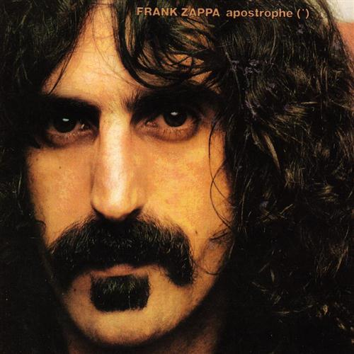 Frank Zappa Don't Eat The Yellow Snow cover art