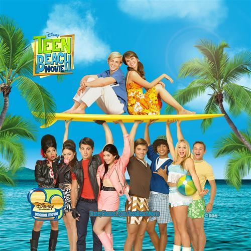 Ross Lynch Cruisin' For A Bruisin' (from Teen Beach Movie) (arr. Mac Huff) cover art