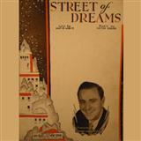Street Of Dreams sheet music by Sam Lewis