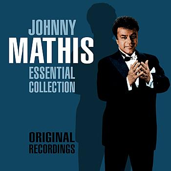 Johnny Mathis Chances Are cover art