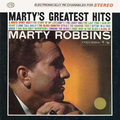 Marty Robbins A White Sport Coat (And A Pink Carnation) cover art