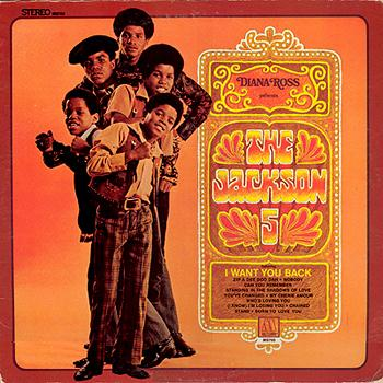 The Jackson 5 I Want You Back/ ABC/ The Love You Save cover art