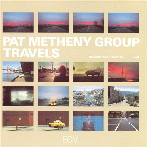 Pat Metheny Phase Dance cover art
