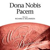 Dona Nobis Pacem sheet music by Richard A. Williamson