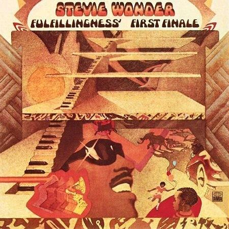 Stevie Wonder Boogie On Reggae Woman cover art
