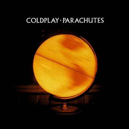 Coldplay Shiver cover art