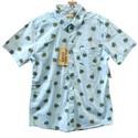 Haggar-Clothing-Island-Ease-Tropical-stretch-button-down-shirt-SIZE-L-NWT_168883A.jpg