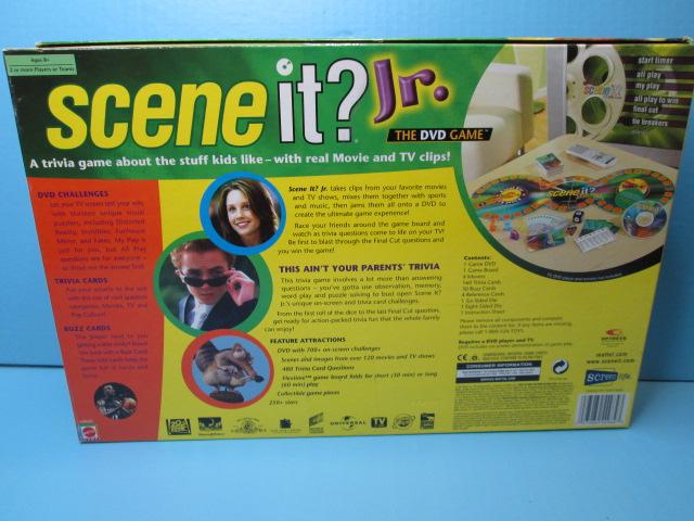 Get Scene It Jr Dvd Game Background