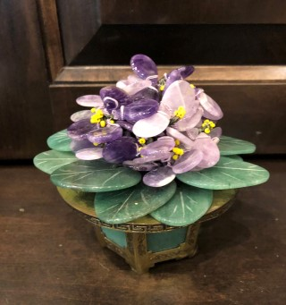Small-Asian-Stone-Arrangement-Violets--Petals-on-Metal-Stand_6495A.jpg