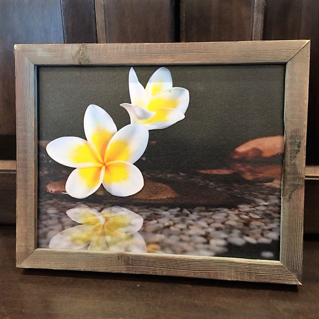 Small Canvas Art Flowers 2694A