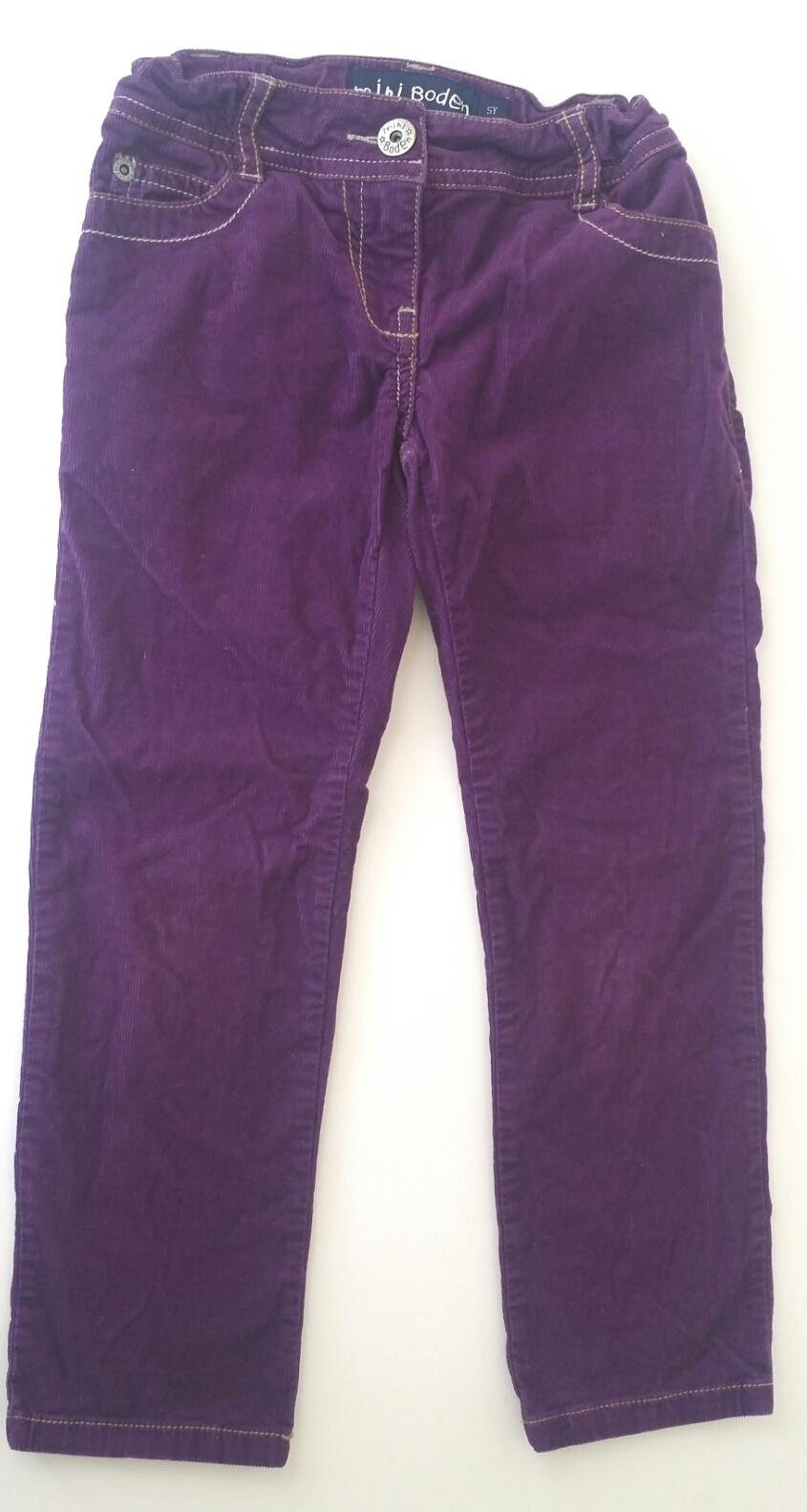 782784a3c734d Mini Boden 5 YEARS Corduroy Pants | Chloe's Closet