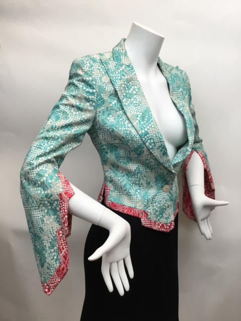 Antonio-Berardi-Size-42-Turquoise-Print-Blazer_10158B.jpg