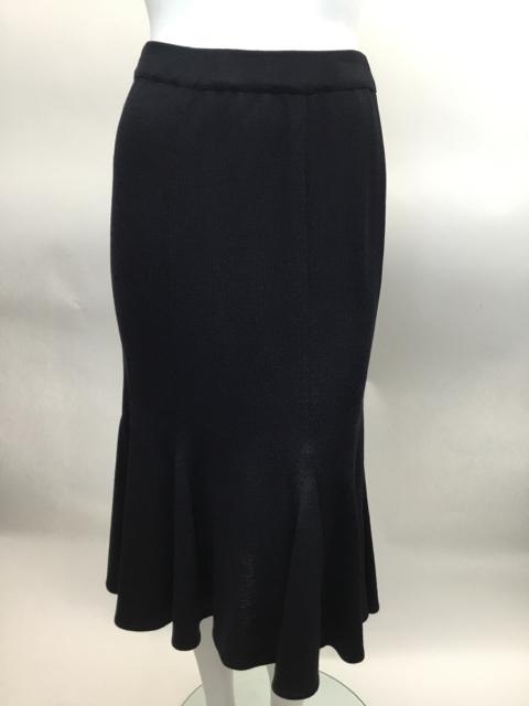 St-John-Size-2-Black-Knit-Tulip-Skirt---Size-2_10628A.jpg