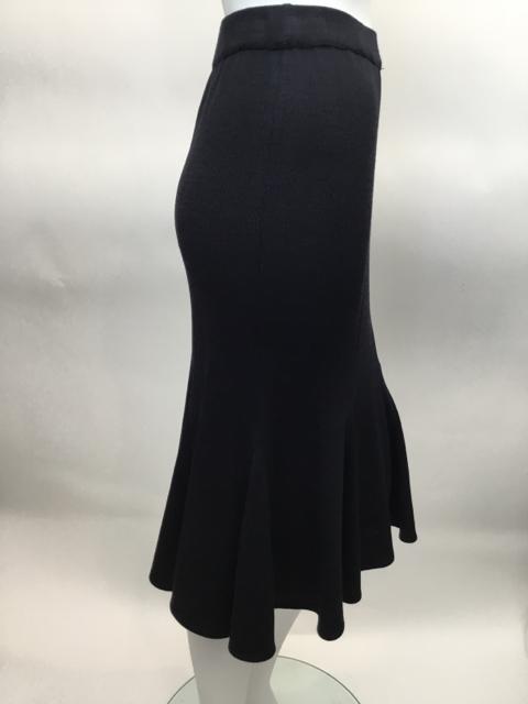 St-John-Size-2-Black-Knit-Tulip-Skirt---Size-2_10628C.jpg