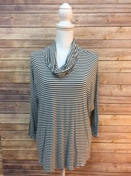 Kleen-SIZE-S-Gray--Black-Striped-Cowl-Neck-Knit-Top_2805919A.jpg
