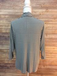 Kleen-SIZE-S-Gray--Black-Striped-Cowl-Neck-Knit-Top_2805919B.jpg