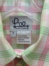 Lilly-Pulitzer-SIZE-6-White-PinkGreen-Plaid-Button-Down-Shirt-Palm_2739317C.jpg