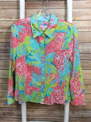 Lilly-Pulitzer-SIZE-8-AquaPink-Lime-GreenMulti-Animals-Buttons-Blouse_3123658A.jpg