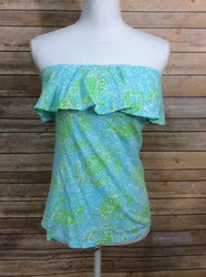 Lilly-Pulitzer-Wiley-Ruffle-Tube-Top-SIZE-S-Green-Blue-Crabs_3126473A.jpg