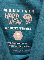 Mountain-Hardwear-SIZE-XS-Dark-Teal-Green-Hooded-Knit-Top_2902167B.jpg