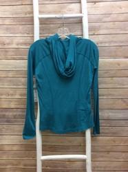 Mountain-Hardwear-SIZE-XS-Dark-Teal-Green-Hooded-Knit-Top_2902167C.jpg