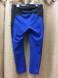 lucy-brand-SIZE-S-Royal-Blue-Black-Trimmed-Athletic-Wear-Workout-Capri_3122837B.jpg