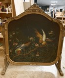 Antique-fireplace-screen-w-painting-of-birds-on-limb_169624A.jpg