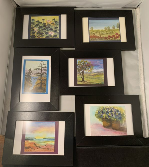 Set-of-6-small-framed-watercolors_172843A.jpg