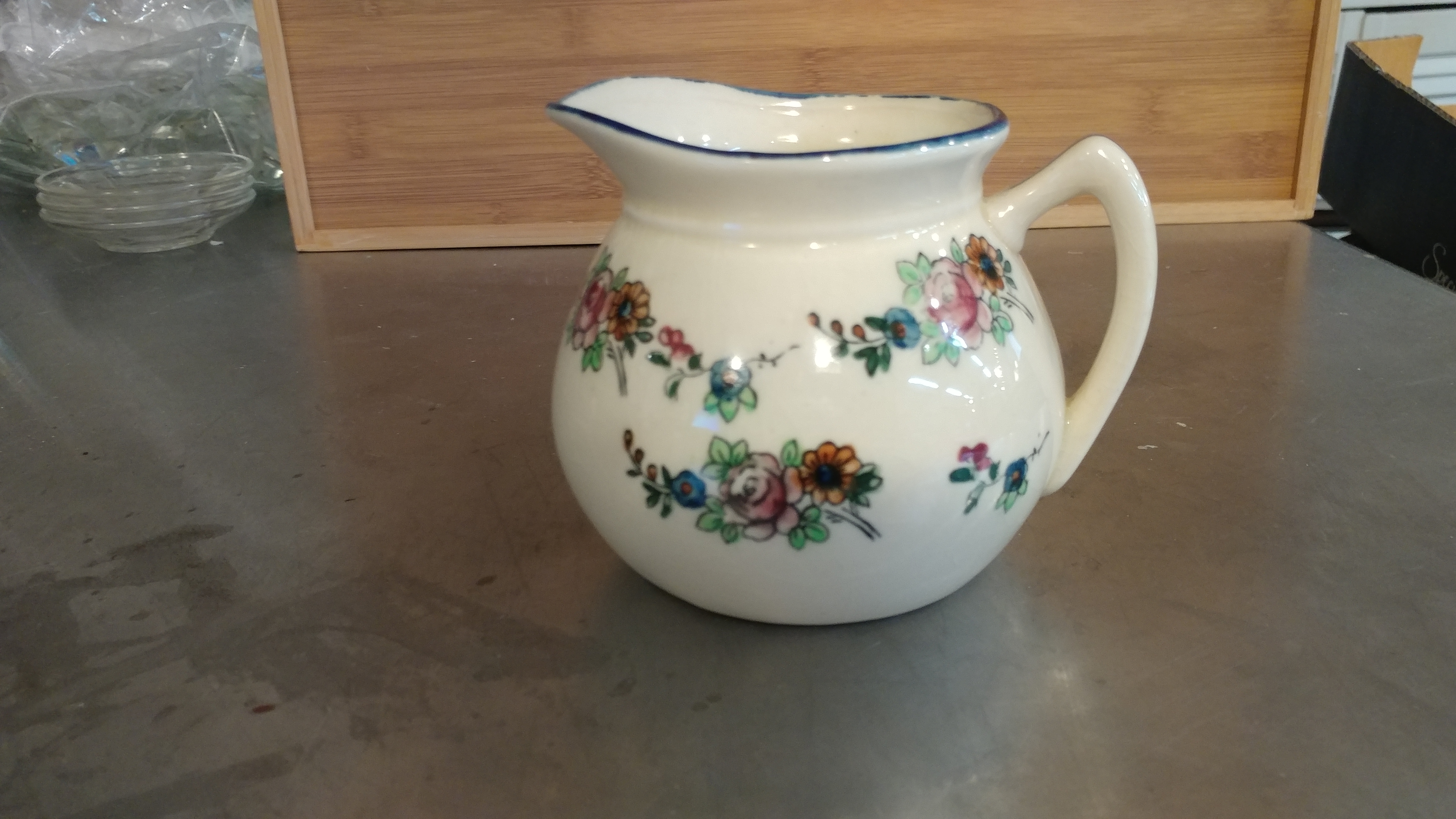 White-Handpainted-wBluePink-Flowers-Pitcher_142241A.jpg