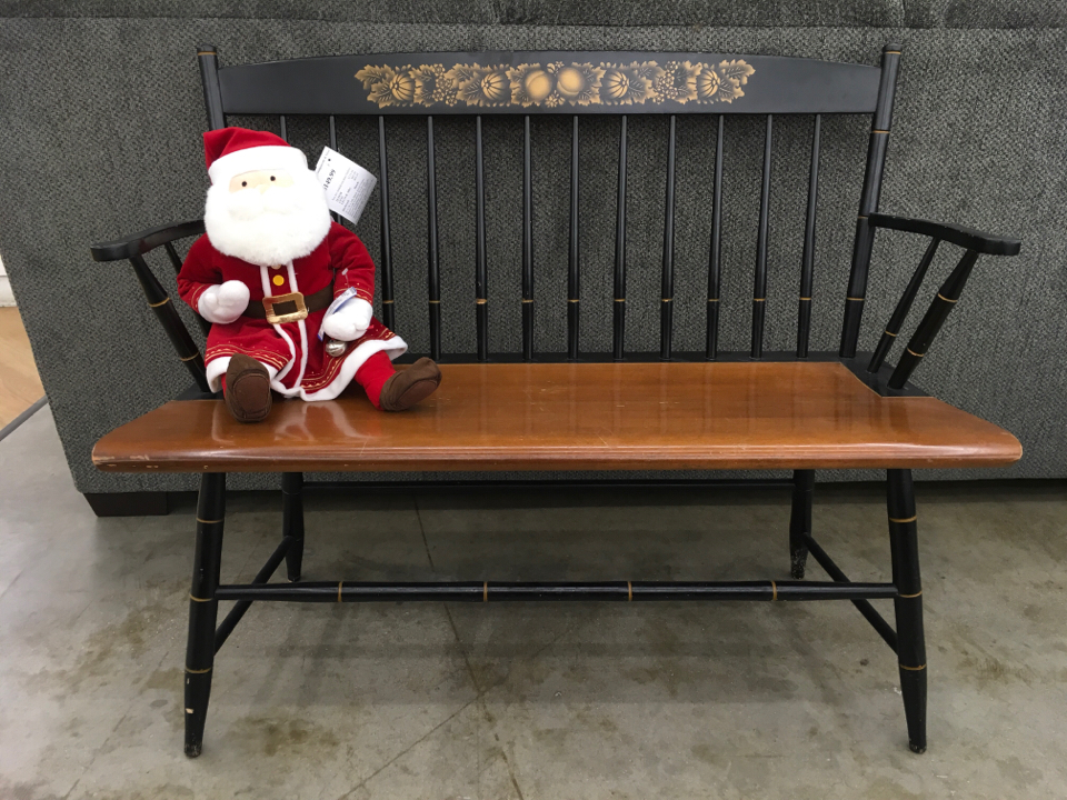 Miraculous Hitchcock Bench Ocoug Best Dining Table And Chair Ideas Images Ocougorg