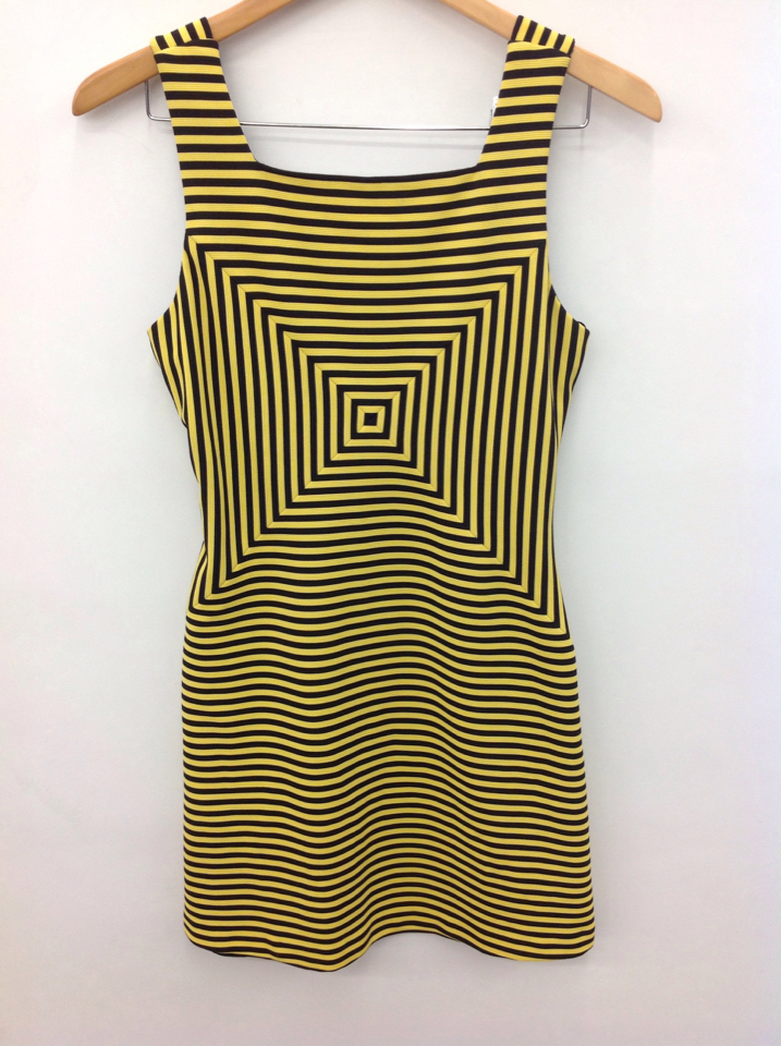 JOSEPH RIBKOFF Stripe Dress | Karen\'s Kloset