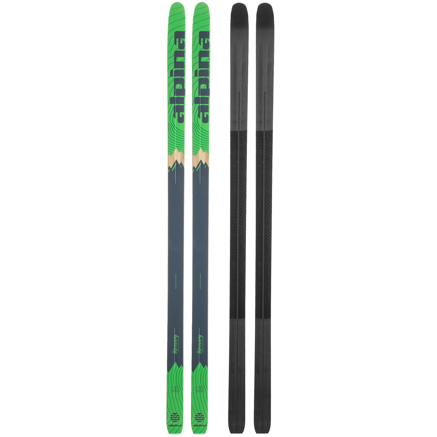 Alpina Discovery Touring Ski NEW Moab Gear Trader - Alpina cross country ski
