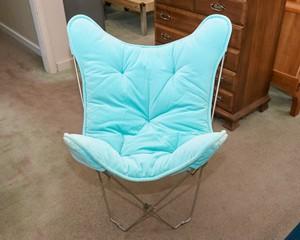 Pottery Barn Butterfly Chair Fcg Home Inc