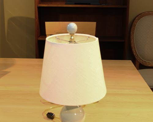 Palladian Table Lamp Fcg Home Inc